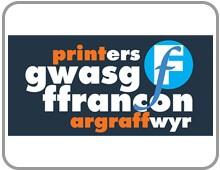Gwasg Ffrancon CreaseStream Client Logo