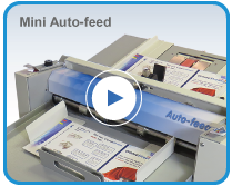 CreaseStream Print Finishing Equipment Video