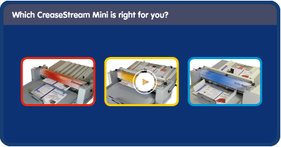 CreaseStream Finishing Solutions Video
