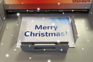 Merry Christmas CreaseStream