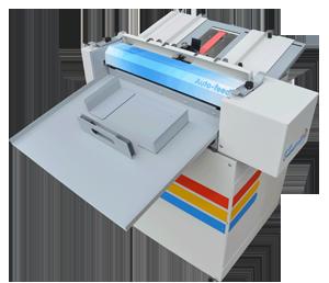 New age rotary creasing machine