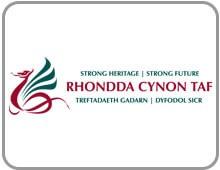 Rhondda Cynon CreaseStream Client Logo