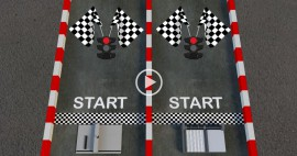 race animation still